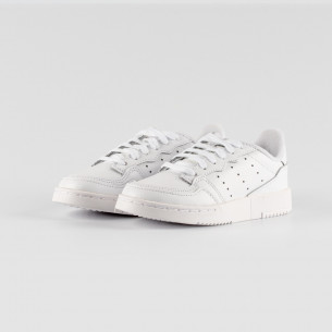 ADIDAS SUPERSTAR CF INF WHITE/METALLIC